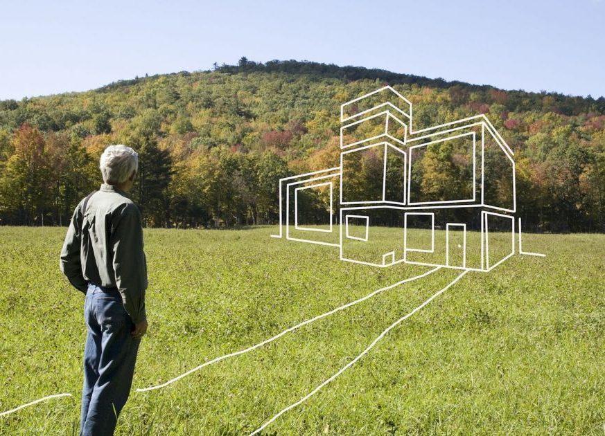 Владельцы участков стали получать штрафы за то, что не строят дома