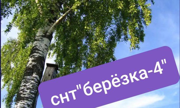 СНТ «Берёзка-4»
