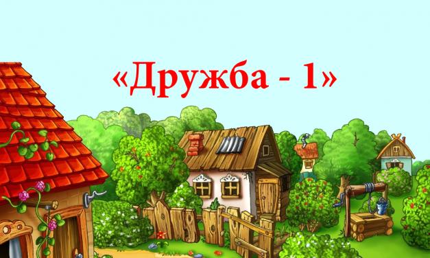 "СНТ ""Дружба-1"""